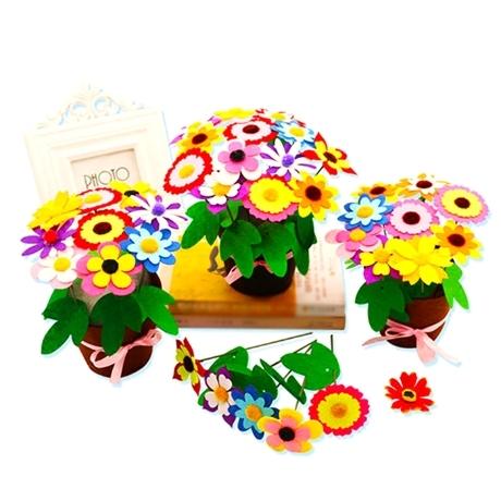 WA1902 DIY 꽃만들기 아트