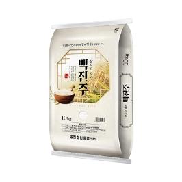 -19년산 햅쌀 강화섬쌀 백진주 10KG