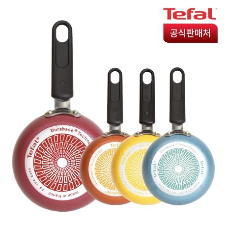 [혼족추천상품]테팔 PTFE 미니블리니스 프라이팬 12cm 소스팬
