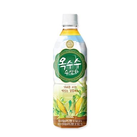 [코카콜라] 몸에 좋은 옥수수수염차 500ml 페트 X 24입