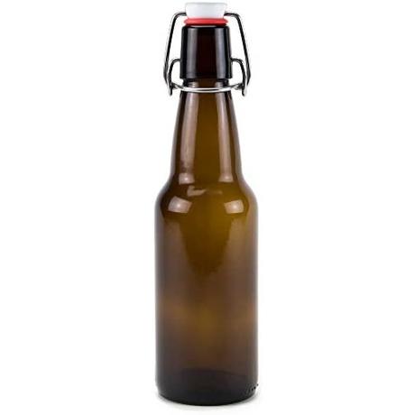 [해외] 11온스 Grolsch 유리 맥주병 ? 알코올, 콤부차 차, 칵테