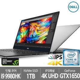 DELL XPS15-7590 D679X7590105KR i9-9980HK/32GB/1TB/Win10
