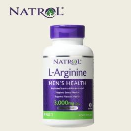 Natrol L 아르기닌 L-Arginine 3000mg 90정