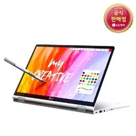 LG전자 그램 2in1 14T90N-VR30K 노트북 / 2020년 신모델 / 펜북 / 윈10탑재