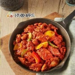 [더싸다특가] 봄내춘천닭갈비 1kg + 1kg (총 2KG)