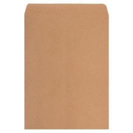 중앙세경 A4 단면 서류봉투 100매입 각대 우편 황봉투