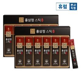휴럼 활력찬 홍삼정 스틱 3박스