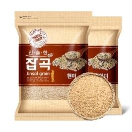 [더싸다특가] 국산 현미 4kg (2018년)