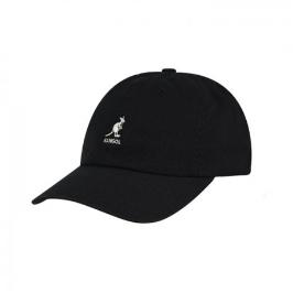 캉골 워시드 야구모자 K5165HT Black
