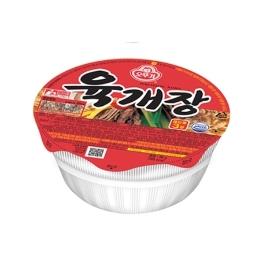 오뚜기 육개장 컵 86g