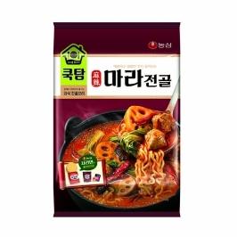 [원더배송] 농심 쿡탐 마라전골 457g 7봉