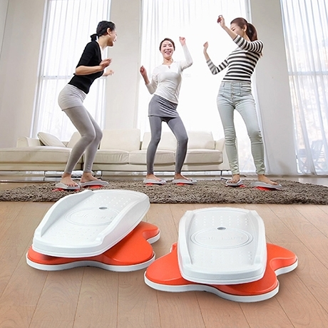 [딥다라인] 홈트레이닝 댄스다이어트 실내운동기구