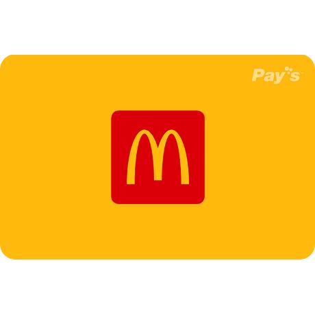 (선물하기) 맥도날드 1만원권