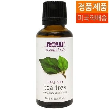 [해외배송] 무배 나우푸드 티트리 오일 Tea Tree Oil 30ml__