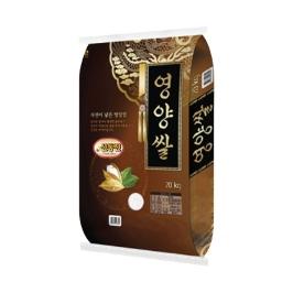 *19년산 햅쌀 영양쌀 신동진 20kg