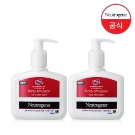 [원더배송] [원더쿠폰] 뉴트로지나 바디에멀젼 레드라벨 155ml