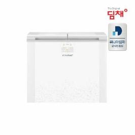(현대Hmall)딤채 정품 뚜껑형 김치냉장고 EDL16BFTZGS 153리터/2룸 전국무료설치배송