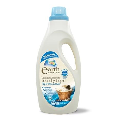 [어스초이스] 호주 No.1 X2 울트라 세탁세제 친환경 홈케어 대표 브랜드 친환경 2배 농축 2L 일반/드럼 겸용