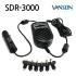 SDR-3000 노트북 차량용 충전기 6종기본팁(1.5V~12V)