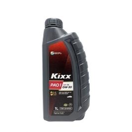 GS칼텍스 킥스파오 KIXX PAO1 0W30 1리터 파오1 가솔린&디젤 합성엔진오일