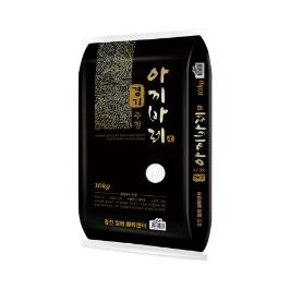 -19년산 햅쌀 경기미 추청 아끼바레 10kg