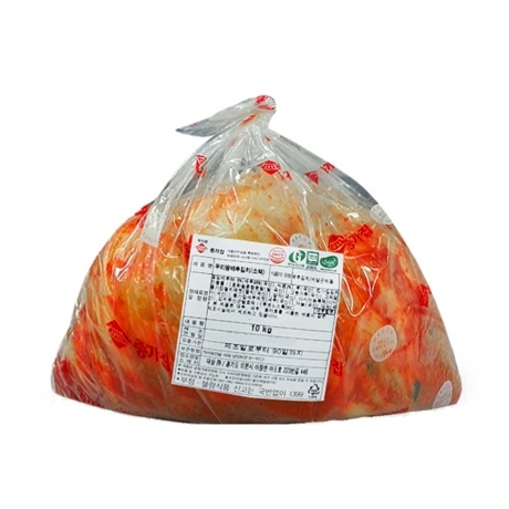 [종가집] 종가집 소백 포기김치 10kg