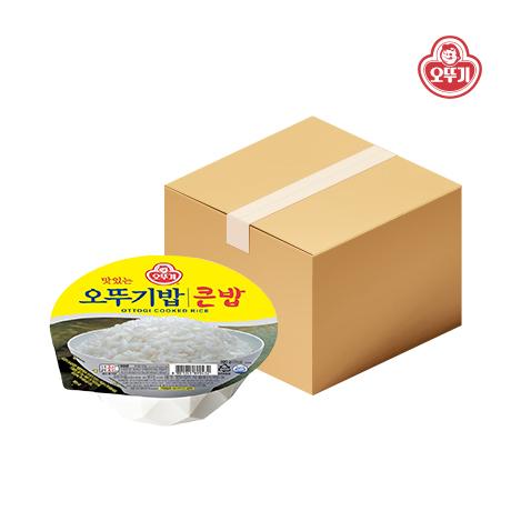 [오뚜기]오뚜기밥 큰밥 300g X 18개