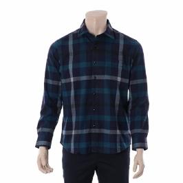 [모다아울렛](씨저스)빅 체크 기모 셔츠 1I8-1XC62--06
