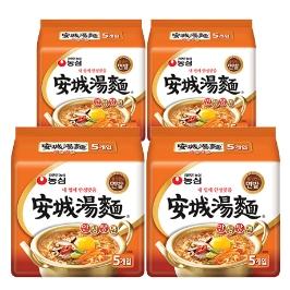 [더싸다특가] 농심 안성탕면 125g 20봉