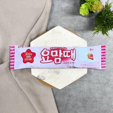 [빙그레] 요맘때딸기 3개
