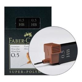 [파버카스텔]샤프심 슈퍼폴리머 0.5mm 갑12개입