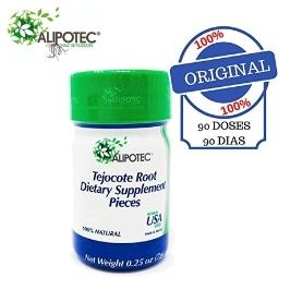 [해외배송] 알리포텍 테호꼬테 뿌리 체중관리 보조제 90정