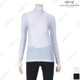 (루이까스텔)터틀 솔리드 냉감 티셔츠_MLFTS403