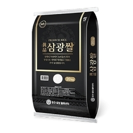 [더싸다특가] 18년산 진품 삼광쌀 20kg / 쿠폰할인