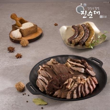 [창구식품] 염통 150g
