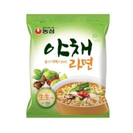 [원더배송] 농심 야채라면 100g 32봉