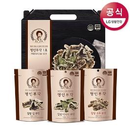 LG생활건강 오희숙 명인 부각 선물세트 1호 x6개 (한박스)