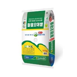 -19년산 햅쌀 동송농협 철원오대쌀 10kg+10kg