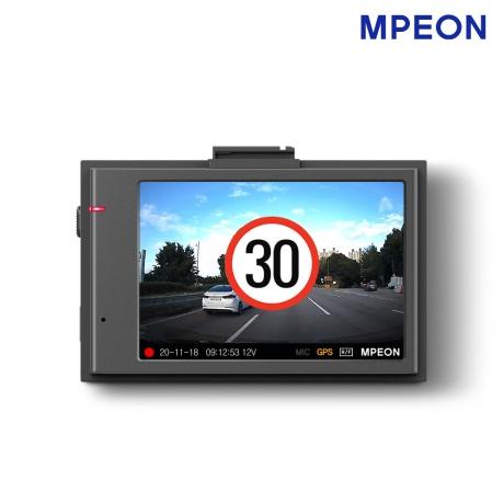 [용량업]엠피온 F430 2채널 블랙박스 SONY센서 전방 FHD 자가장착 16GB