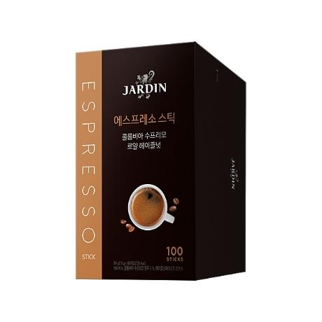 [쟈뎅] 쟈뎅 에스프레소스틱(로얄헤이즐넛)-100T /커피/커피믹스/아메리카노/헤이즐넛/에스프레소/스틱커피/카라멜마끼아또/카페모카