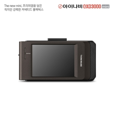 아이나비 QXD3000 mini 16G 2채널 블랙박스 2019년 신제품