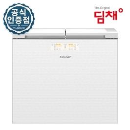[딤채] ☆ [야채용기증정(2104)] 위니아 뚜껑형 딤채 김치냉장고 221리터 EDL22BFWJWS