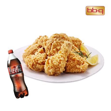 BBQ 황금올리브치킨+콜라 1.25L 배달가능/ 배달비 지점별 상이
