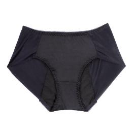 여성 헴 위생팬티(블랙) 90