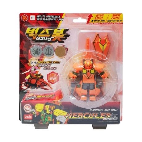 벅스봇 변신 로봇 헤라클레스 (T-03)