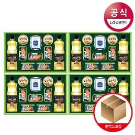 목우촌 햄 복합 선물세트 32호 x4개 (한박스)