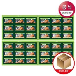 목우촌 국산생돼지고기로 만든햄 선물세트 34호 x4개 (한박스)