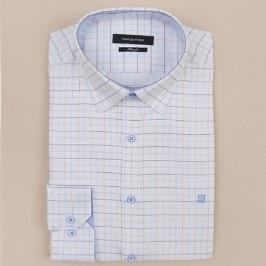 [루이까또즈] [루이까또즈셔츠] 남성 긴소매 슬림핏 셔츠 Q6A20A 브라운