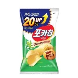 [원더배송] 오리온_포카칩_어니언_149g 7봉