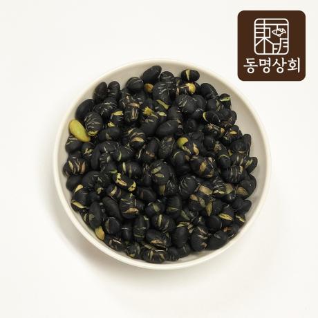 [동명상회] 볶음 검은콩 80g/6개이상 택배배송